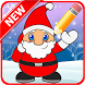 Learn to Draw Santa Claus : Christmas Drawings by Studio Christmas Dev Pro