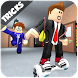 Tricks: ROBLOX ESCAPE SCHOOL OBBY by GHDAYFA