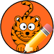 How to Draw Tiger by Envelopred