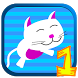 Cat games Fun Meow Meow Runner by Kuerti Games