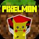 Addon Pixelmon for MCPE by Kaweropli