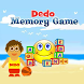Dedo Memory Game - kids FREE by FMS2.com