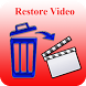Restore video by luisedev