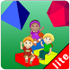Shapes Progressive Method Lite by BloomingKids Software
