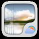 Restful Weather Widget Theme by GOMO Go