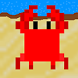 Crab's Invasion 8 bit retro by GC Studios Mobile