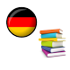 German Classroom Words Game by german4you