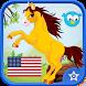 horse farm breeding games jump by GeekGame