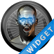 Poweramp Widget Lightblue Atla by Maystarwerk Skins & Widgets Vol.1
