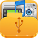 Easy File Manager Transfer by MyBox
