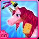 Unicorn Care & Wash Salon by Girl Games - Vasco Games
