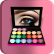Eye makeup: step by step tips by Akana apps