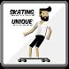 Unique Skating Pro 2D : Street Skater
