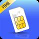 SIM Card Detail - VSIM by VTOOL