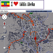 Addis Ababa map by Golden Mapas