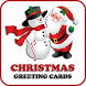 Merry Christmas Greeting Cards by BayuCreative
