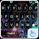 Live New Year Fireworks Keyboard Theme by Fashion Cute Emoji