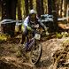 Downhill mountain biking by Portieri Ahmad