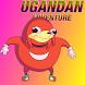 super ugandan knuckles adventure by Kitsh-uup