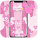 Pink Cute Minny Wallpaper by Cool Theme Love