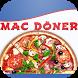 Mac Doner Hoogvliet by Appsmen
