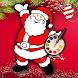 Colour Your Santa