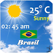 Tiempo Brasil by Smart Apps Android