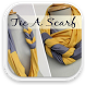 How To Tie A Scarf by Harwell Publishing