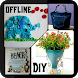 DIY Home Craft Ideas ScrapBook by Prangel Technology
