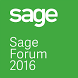 SAGE FORUM 2016 by evenTwo