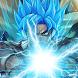 Super Goku Saiyan Battle 2017 by linewWorld