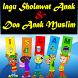Lagu Sholawat Anak dan Doa Anak Muslim by Edudev Kids