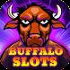 Royal Buffalo Casino Slots by VIP Deluxe Slots Mania Billionaire Casino Big Win
