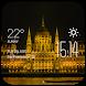 Budapest Weather Widget by Widget Studio