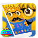 Cute Yellow Friend Theme by Launcher Fantasy
