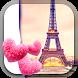 Cute Paris Live Wallpaper by Lux Live Wallpapers