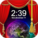 Curtain Lock Screen Prank by Onex Softech
