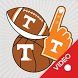 Tennessee Volunteers Selfie Stickers Animated