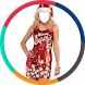 Women Fashion - Merry Christmas by LinkopingApps