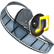 Video Converter to audio MP3 by ASIOK entertainment
