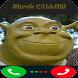 Fake call Shrek by Ralph dev1
