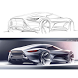 Drawing Super Cars by 120DaysOut