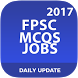 FPSC MCQs Jobs: Test Preparation 2017 by ctandem