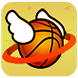 Flappy Street Ball by SHMONEY GEEK