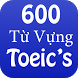 600 từ vựng TOEIC's, Tieng anh by Learn English With Games