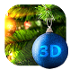 Christmas Toy 3D Live Wallapap