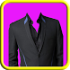 Stylish Man Suit Photo Montage by Buns Studio