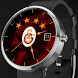 Galatasaray Themed Watch Face by Deniz Cileci