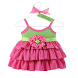 Little Girl Baby Dress by T Raj Mohan