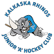 Kalkaska Rhinos by FRAN WITKOWSKI LLC